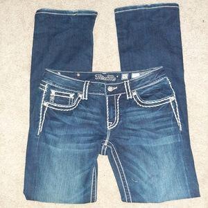 Miss Me Bootcut Signature Boot Denim Jeans